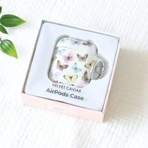 Velvet Caviar Butterfly Air Pod Case